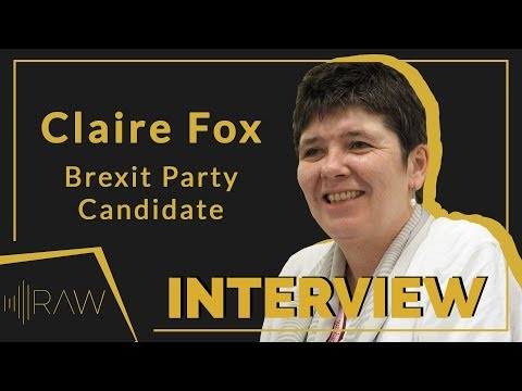Claire Fox |  RAW INTERVIEW
