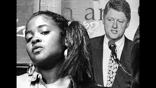Candidate Bill Clinton Criticizes Rap Artist for Spreading Hate