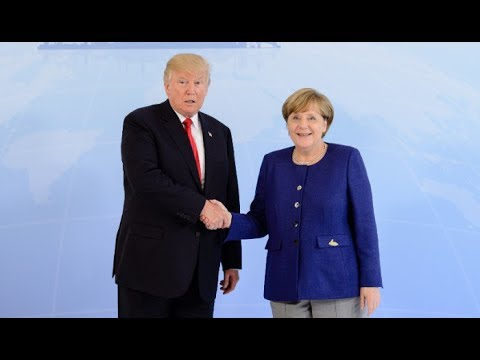 It's Over: Americans Trust Merkel Over Trump To Handle Foreign Affairs