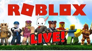 BACK TO ROBLOX - Roblox LIVE
