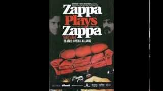 Zappa Plays Zappa   Ópera   16 05 15 (audio)