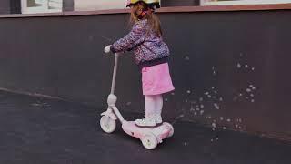 Электросамокат детский до 5 лет- Halten Kiddy!