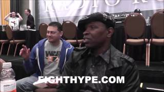 SHAWN PORTER TALKS ABOUT WHAT HE LEARNED FROM MANNY PACQUIAO
