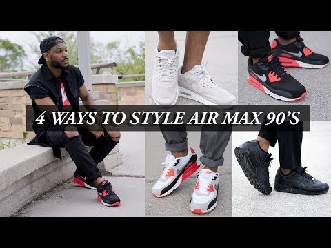 air max 90 fashion