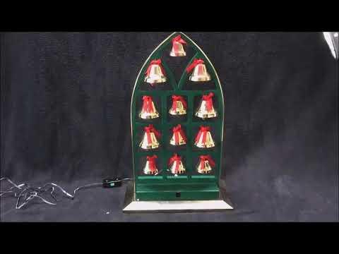 ye merrie minstrel caroling christmas bells aus300