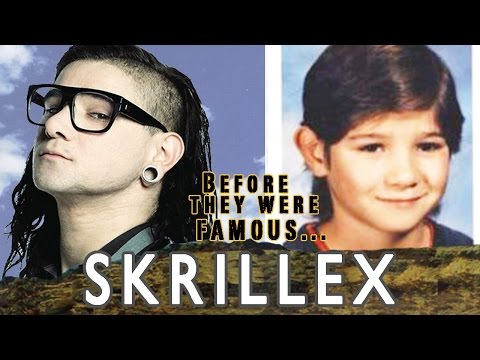 SKRILLEX - Before They Were Famous