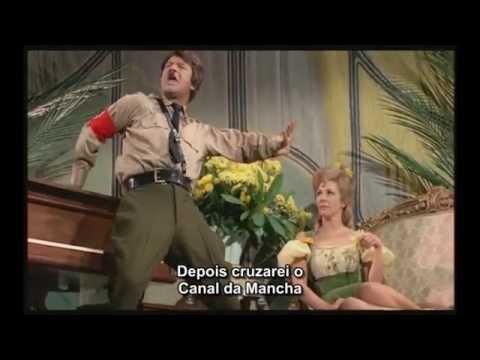 """""""I lieb you, I lieb you!"""" - The Producers, 1968"""