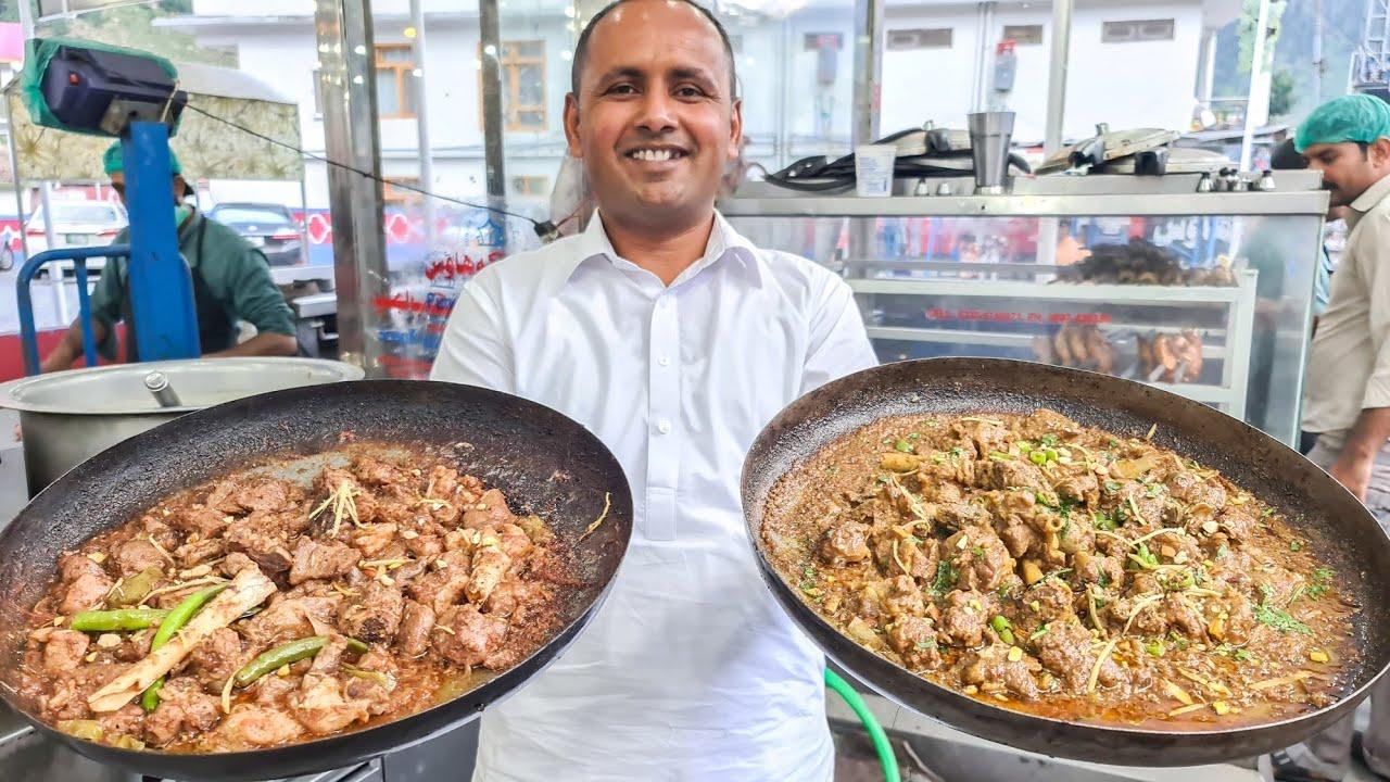 Special Mutton Karahi Recipe | Restaurant Style | Kajo Pista Badam Wali | Mubashir Saddique