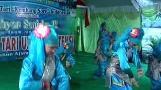 "Indonesian Traditional Dance ""Tari Minang Ria"""