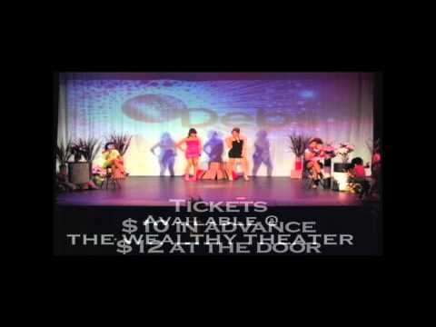 8th Annual Fashion with the Stars Grand Rapids Got Swag HD