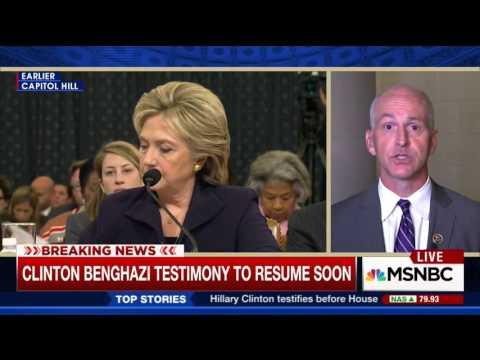 Rep. Smith on Hardball with Chris Matthews Discussing Benghazi Hearing