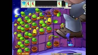 ФИНАЛЬНАЯ МИНИ ИГРА! Plants vs Zombies!