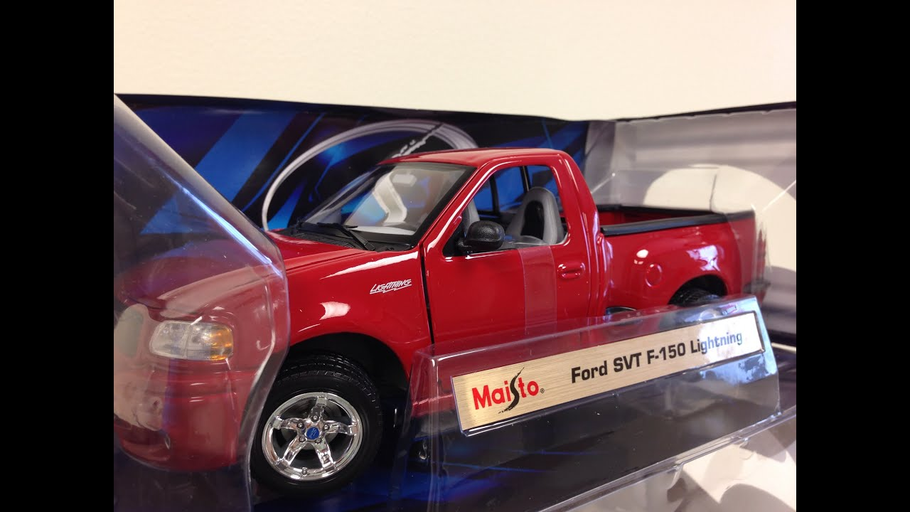 Ford f 150 toy truck