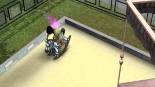 Sims 3: Supernatural - Rocking Horse