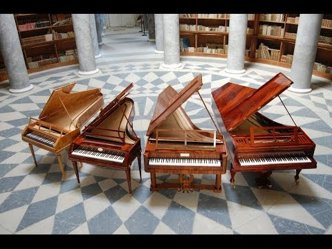 Paul McNulty fortepianos CPE Bach, Mozart, Beethoven, Schumann, Chopin Liszt pianos