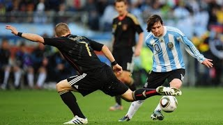 Lionel Messi vs Germany (World Cup 2010) Africa HD 1080i by LMcomps10i