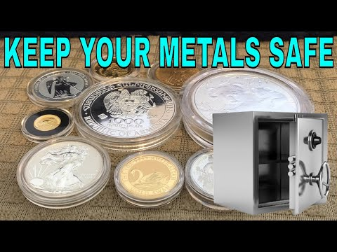 What Kind Of Safe Should I Buy For My Precious Metals?