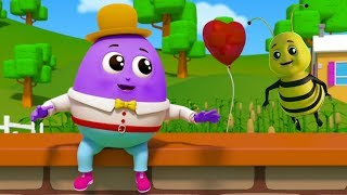 Humpty dumpty | Kinderreim | Kinder Musik | Baby Song | Nursery Rhyme | Kids Rhyme | Preschool Song