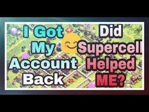 Clash Of Clans Id Hacked ? Expired? How To Retrieve ?Supercell Id | Psycho Gaming