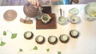 Chinese Arts and Crafts: Zisun Tea Cakes