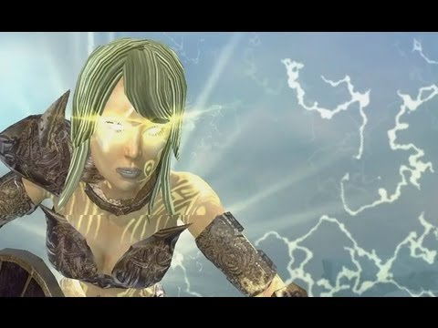 Everquest Ii Destiny Of Velious Sleeper Tomb Chapter 1 Game Trailer Pc