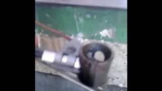 Vlam absorptie koelkast