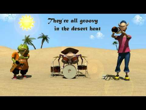 Treetop Sisters: Camel Stan Band eBook