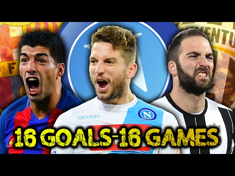 Is Napoli Star Dries Mertens The Most Underrated Player In Europe?! | Euro Round-Up