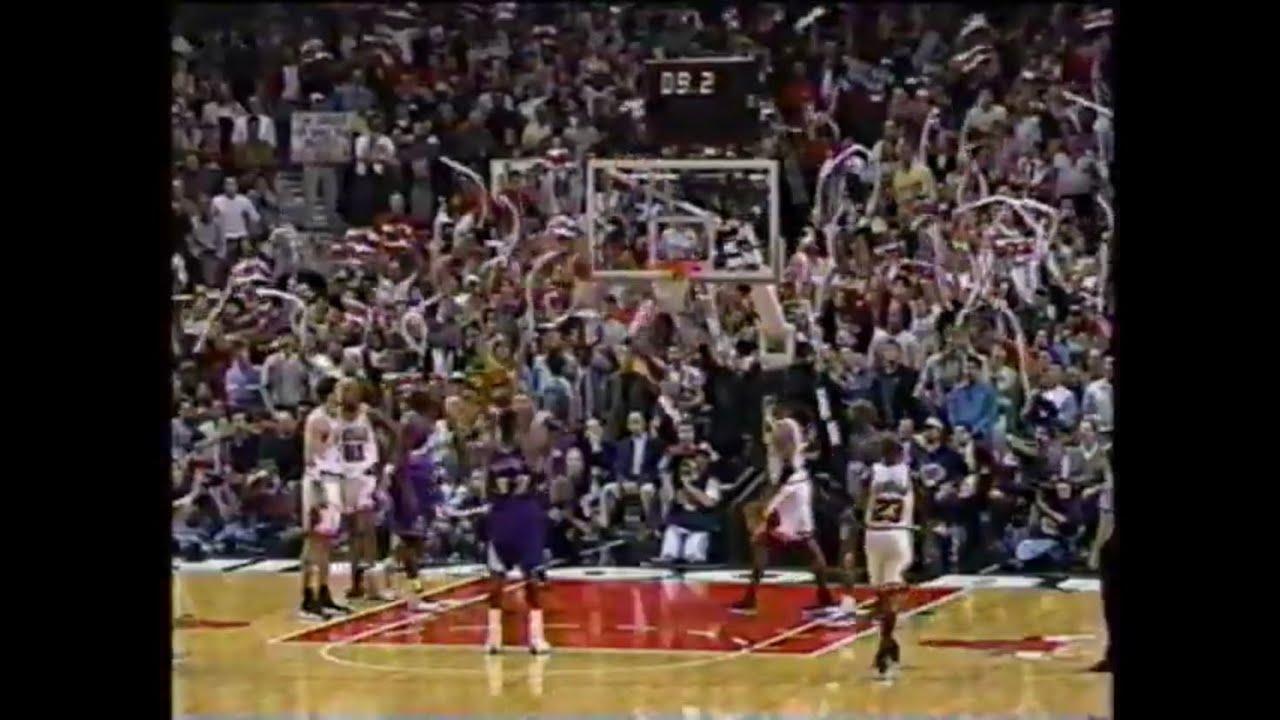 NBA Finals Game 1 - Utah Jazz @ Chicago Bulls - June 1 ...