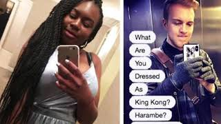 Black Law Student Receives Racist Tinder Message