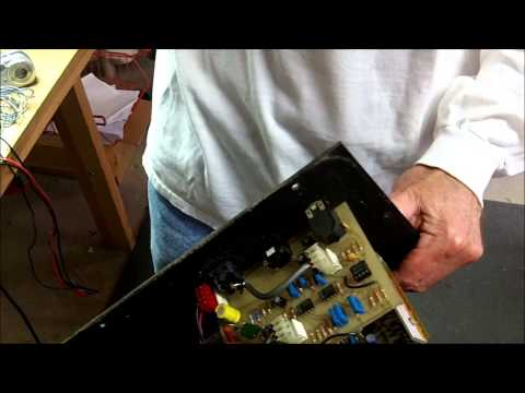 Repairing an Amp: Scratchy Pots