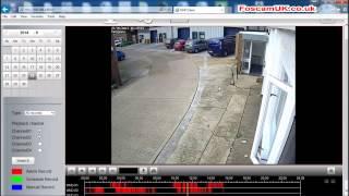 Foscam FN3104H 4CH NVR netwerk recorder