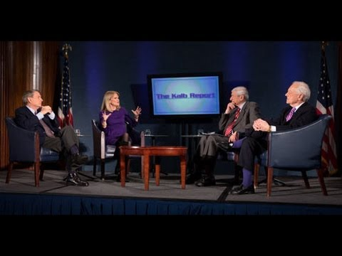 The Kalb Report: Democracy in Action: A Review of the 2012 Presidential Debates