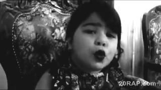 رپ خوانی دختر کوچولو-صدامو داری