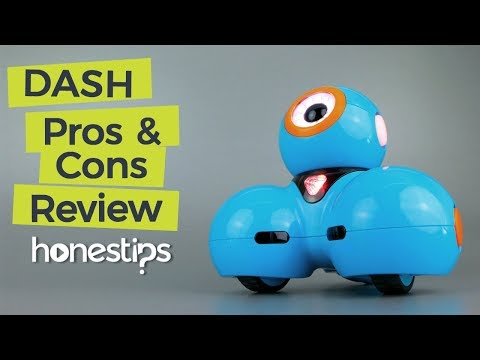 Pros And Cons Review Of DASH By Wonder Workshop
