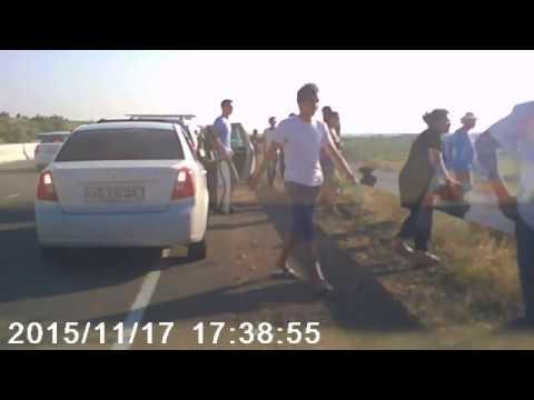 Toshkent dagi  muthish avariya