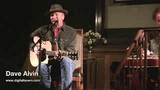 Watch Dave Alvin Barn Burning video