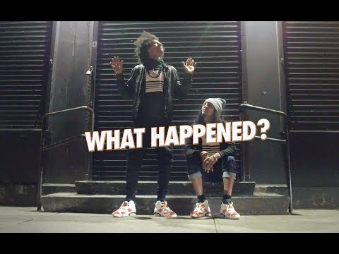 """""""What Happened"""" by LES TWINS, NYC #likemike 