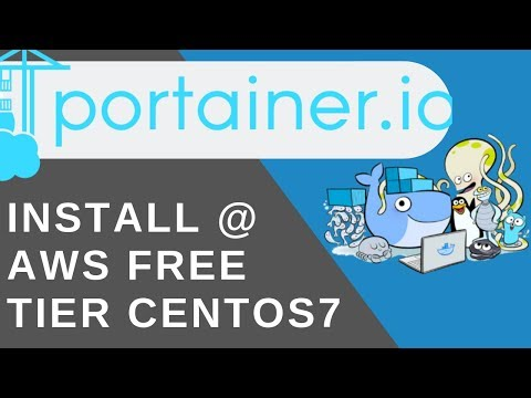 Install Portainer to Manage Containers - Nginx, MySQL, WordPress