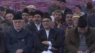 Majlis Ansarullah National Ijtema 2016 Day 1 Speech by Fahim Ahmad Anwar