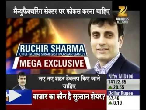 Economy analysis with chief global strategist 'Ruchir Sharma'   Part II