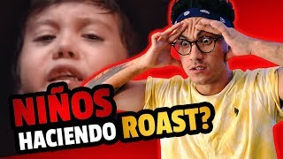 LOS PEORES ROAST YOURSELF CHALLENGE | ANDYNSANE