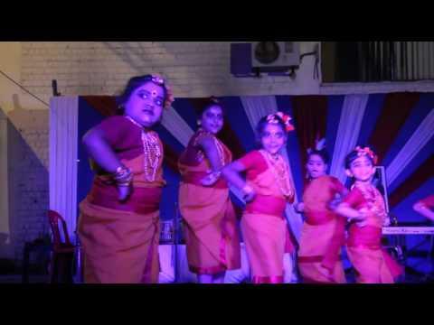 TINTIN DANCE PERFORMANCE 2015 Poila Baishakh