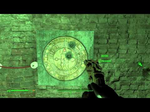 Fallout 4 The Freedom  Trail Password (clave)