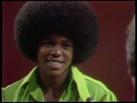 American Bandstand 1972- Interview Jackson 5