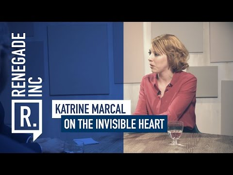 KATRINE MARCAL on The Invisible Heart