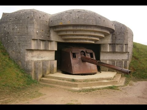 WWII Battlefields: Chapter III: D-Day area Normandy, France Part I: Battery Longues-sur-Mer
