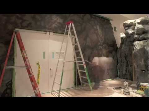 Installation Time Lapse: Galloway Station Museum