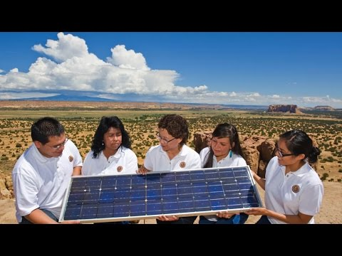 DOE Tribal Internship Program: Cultivating Indian Energy Leaders