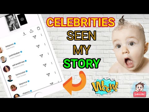 Bollywood Celebrities Seen My Instagram Story 😱🔥 | Get Story Views From Bollywood Stars